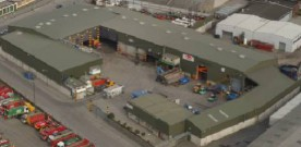 Human leg found at recycling plant