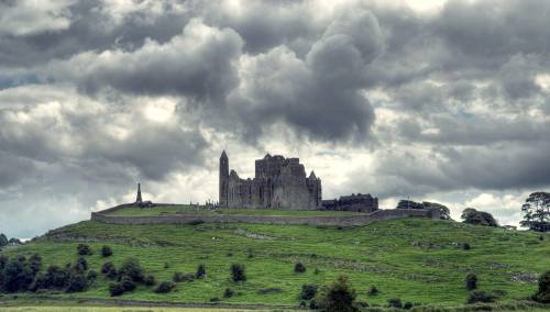 The Rock of Cashel  one of the locations with links to Ireland's High King
