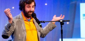 Irish funnymen hit up Comedy Central