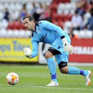 "David Forde has ""unfinished business"" at Millwall that prevented him moving to the Premiership or Celtic. Picture: Brian Tonks/ Millwall FC"