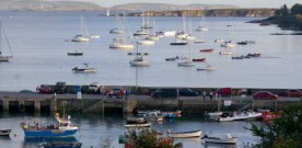Two found alive in Cork boat search