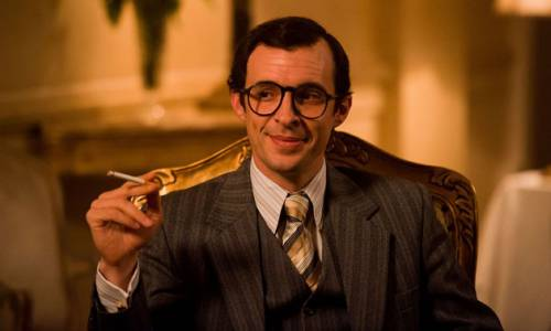 Tom Vaughan-Lawlor as PJ Mara
