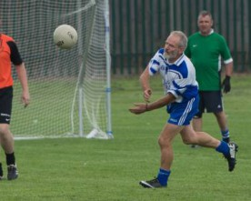 Man of the match, 65, shows how to play GAA