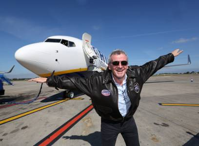 RYANAIR SCHEDULES LIVERPOOL EUROPA LEAGUE FINAL SPECIALS
