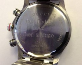 Is this your watch? Police try to trace owner