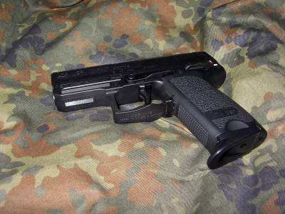 Example of imitation firearm (not connected with offences)