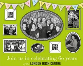 Camden's London Irish Centre is celebrating its 60th!