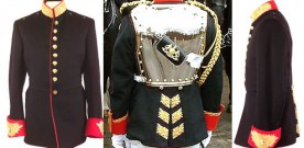 Appeal following theft of ceremonial garments