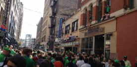 NYC St Patrick's Day parade backs down over gay row