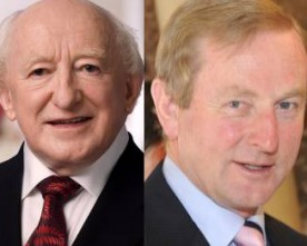 Ian Paisley tributes from Higgins, Kenny and Flanagan