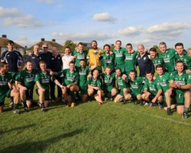 On the double for North London Shamrocks
