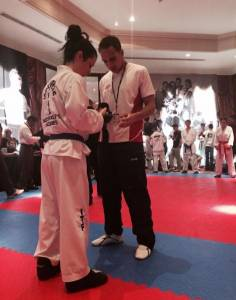 Kumite World Champs 2014