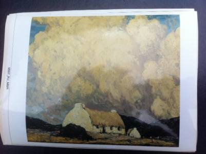 Landscape with Cottage- Paul Henry (1)