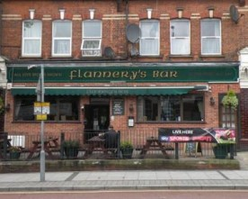 GAA race night in Flannery's, Wembley