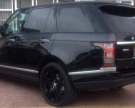 Police appeal for stolen Range Rover from Kingsbury