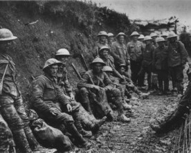New online archive of Irishmen's WW1 experiences