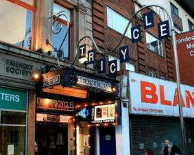 Tricycle Theatre evacuated due to fire