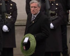 Seven decades later, Ireland lays its wreath