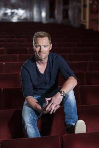 5. Ronan Keating (Once The Musical) photo by Hugo Glendinning