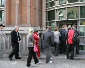 Irish unemployment at lowest rate for five years