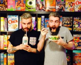 Irish twins to open UK's first ever cereal cafe