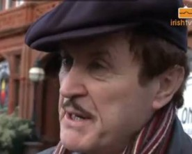 Willie Coyle tribute in tonight's Irish TV in London show