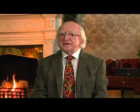 VIDEO: President Higgins' Christmas message