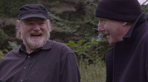 An Godfather- Bryan Rooney (Brendan Gleeson with Bryan) 3