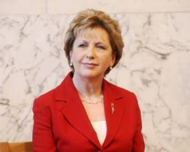 Mary McAleese appointed professor at London university