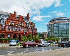 Business as usual for Crown Hotel