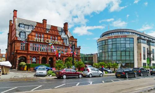 Hotels Near Manchester Arena With Swimming Pool