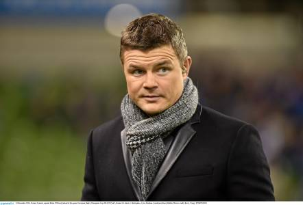 Ireland great Brian O'Driscoll has joined Craig on BT Sport