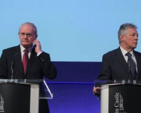 'Let NI parties on TV' say Tories and Labour
