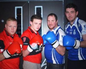 Coventry GAA rivals square up for boxing fundraiser
