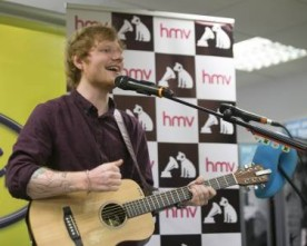 Ed Sheeran confirmed for Croke Park show