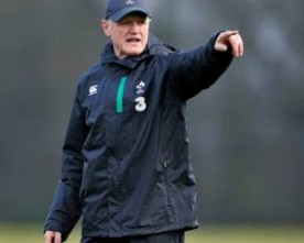 Joe Schmidt: Showing no favouritism