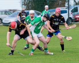 Fullen Gaels focused for Croker