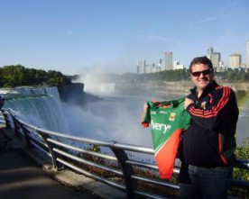Niagara Falls to go red and green for Mayo Day