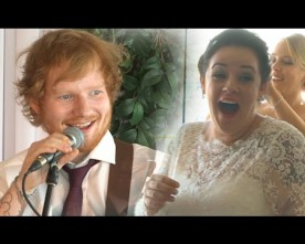 Ed Sheeran's wedding gift to fans