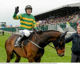 AP McCoy honoured at his last festival