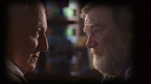 An Godfather- Bryan Rooney (Brendan Gleeson with Bryan) 2