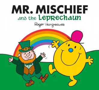 Mr. Mischief and the Leprechaun Cover Image