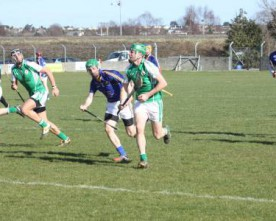 Improving London record crucial victory over Wicklow