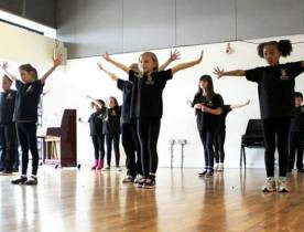 Stage school opens for aspiring Brent youngsters