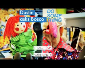 VIDEO: Dustin asks Bosco to vote yes