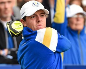 Rory aims for Grand Slam of Majors