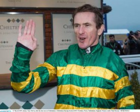 AP McCoy could have Rocky 'National finale