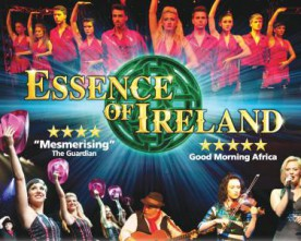 Theatre review: Essence of Ireland