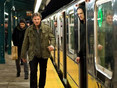 Although he is once again protecting his offspring, Neeson's Run All Night is nothing like Taken