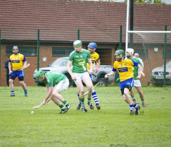 Fermanagh kept Lancashire at arm's length on Saturday. Picture: Christiana E Carey